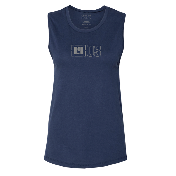 Meteora LP03 Ladies Muscle Tank