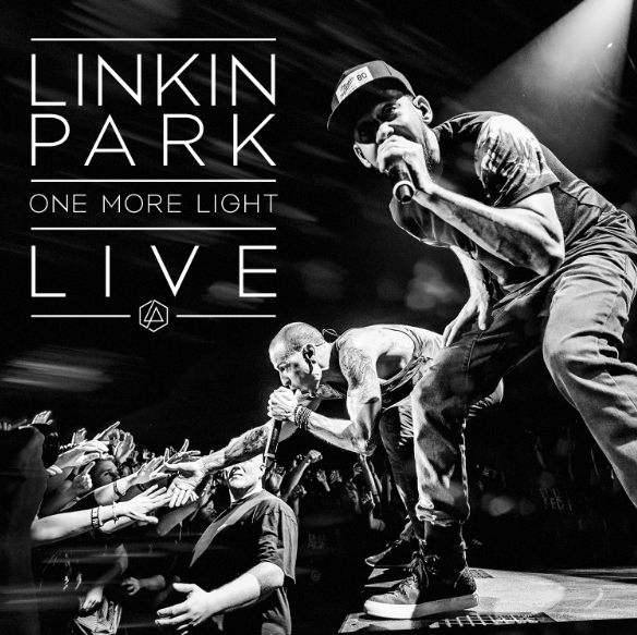 One More Light Live - 2LP (Color Vinyl)