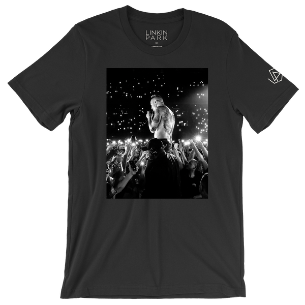 Chester Black & White Photo Tee