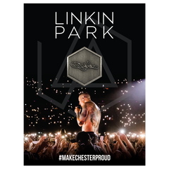 Chester Signature Pin