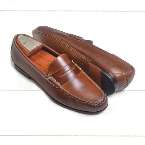 Martin Dingman Old Row Penny Loafer