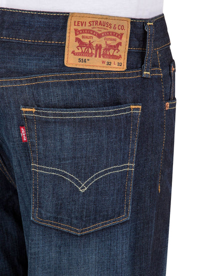 Levi's 514 Straight Fit Jeans - OnwardReserve