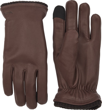 Hestra John Leather Gloves