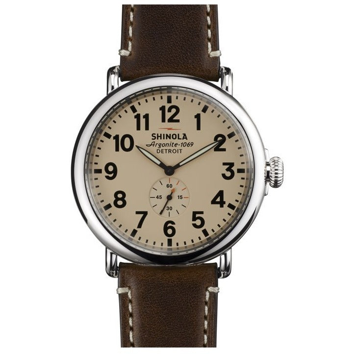 The Runwell Cream 47mm - Onward Reserve