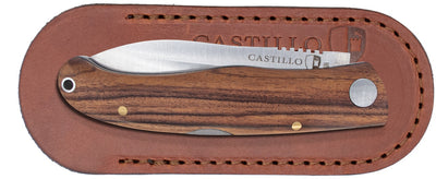 Muralla Pau Ferro Wood Folding Knife - OnwardReserve