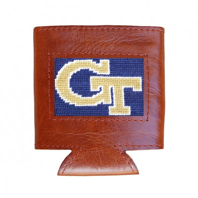 Georgia Tech Needlepoint Can Cooler - OnwardReserve