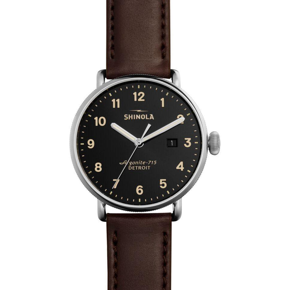 Canfield Black Watch - 43mm - OnwardReserve