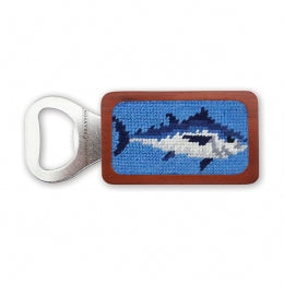 Tuna Needlepoint Bottle Opener - Onward Reserve