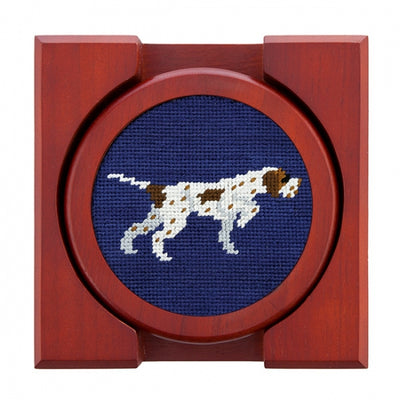Southern Sportsman Needlepoint Coasters - OnwardReserve