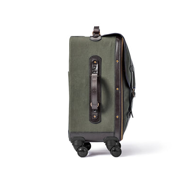 Rolling 4-Wheel Carry-On