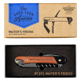 Waiter's Friend Wood Corkscrew