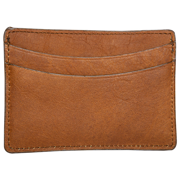 Smooth Bison Card Wallet - Onward Reserve