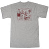 Bloody Mary Short Sleeve Tee