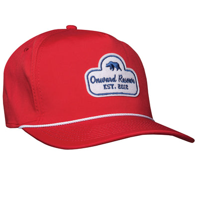 Clubhouse Patch Performance Rope Hat