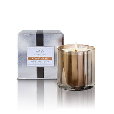 Golden Chestnut 6.5oz Candle - OnwardReserve
