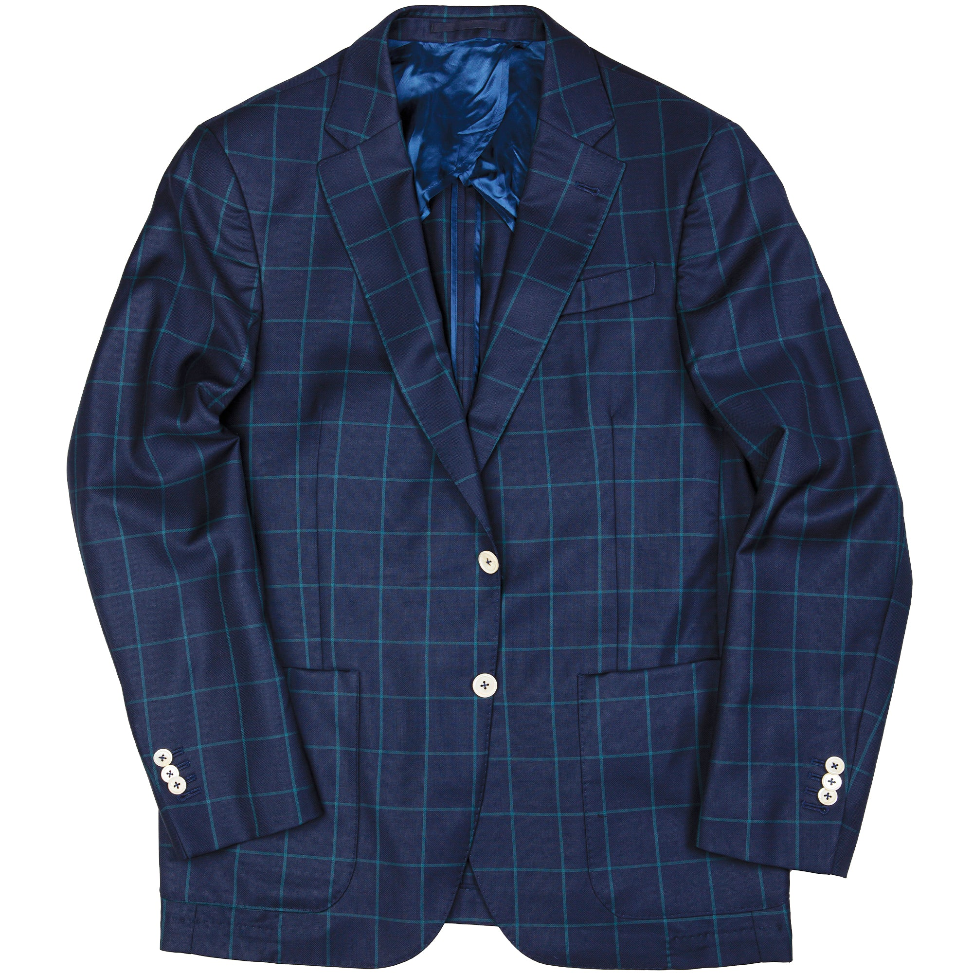 Lodge Windowpane Sport Coat