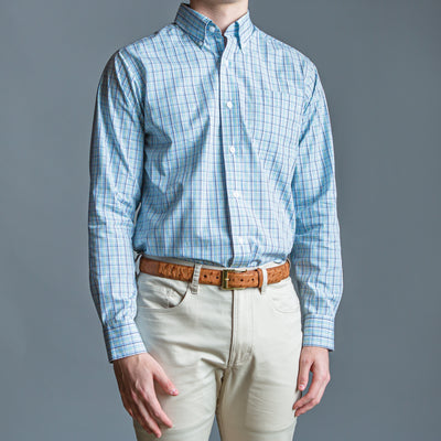 Falls Tailored Fit Button Down