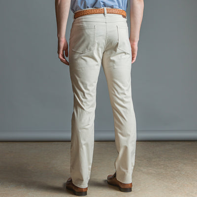 Five Pocket Stretch Pant Stone