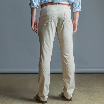Performance Five Pocket Stretch Pant Stone - OnwardReserve