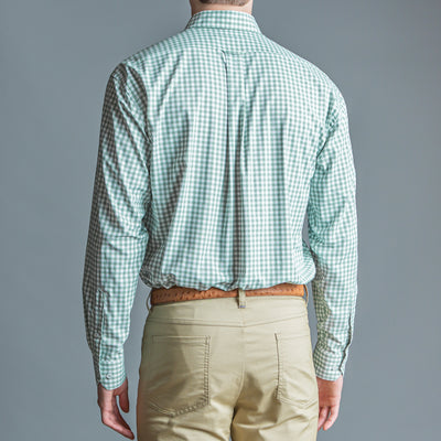 Peak Classic Fit Performance Button Down - OnwardReserve