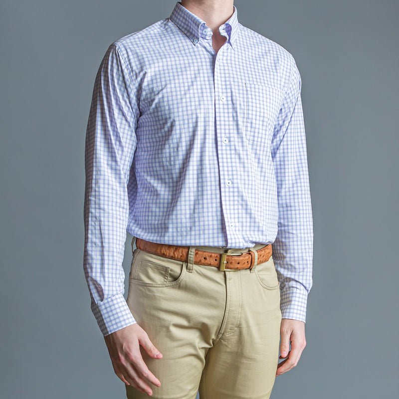Spencer Tailored Fit Performance Button Down - OnwardReserve