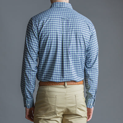 Camp Tailored Fit Performance Button Down - OnwardReserve