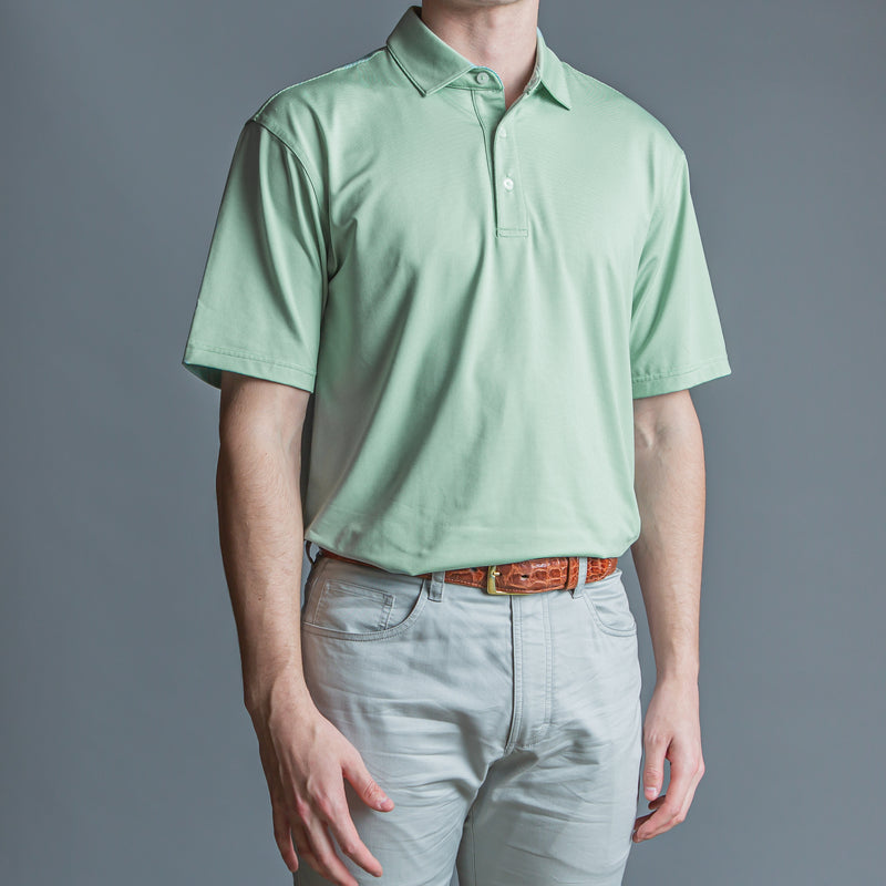 Hairline Stripe Performance Polo - OnwardReserve