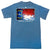 North Carolina Flag Short Sleeve Tee