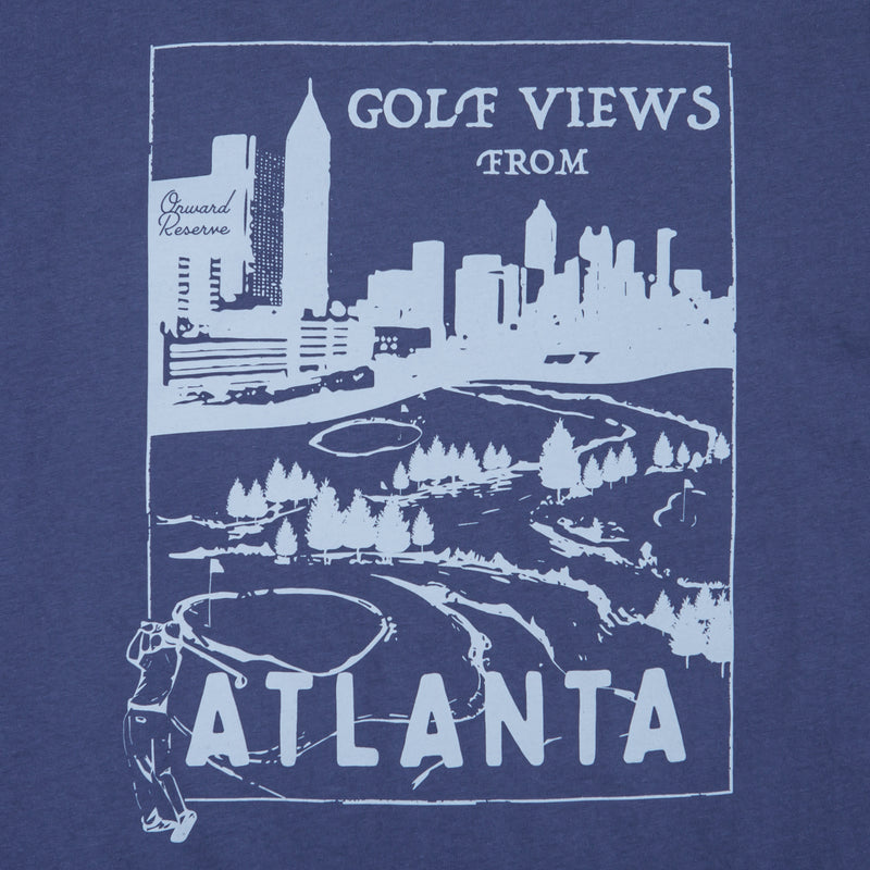 Golf Views Long Sleeve Tee