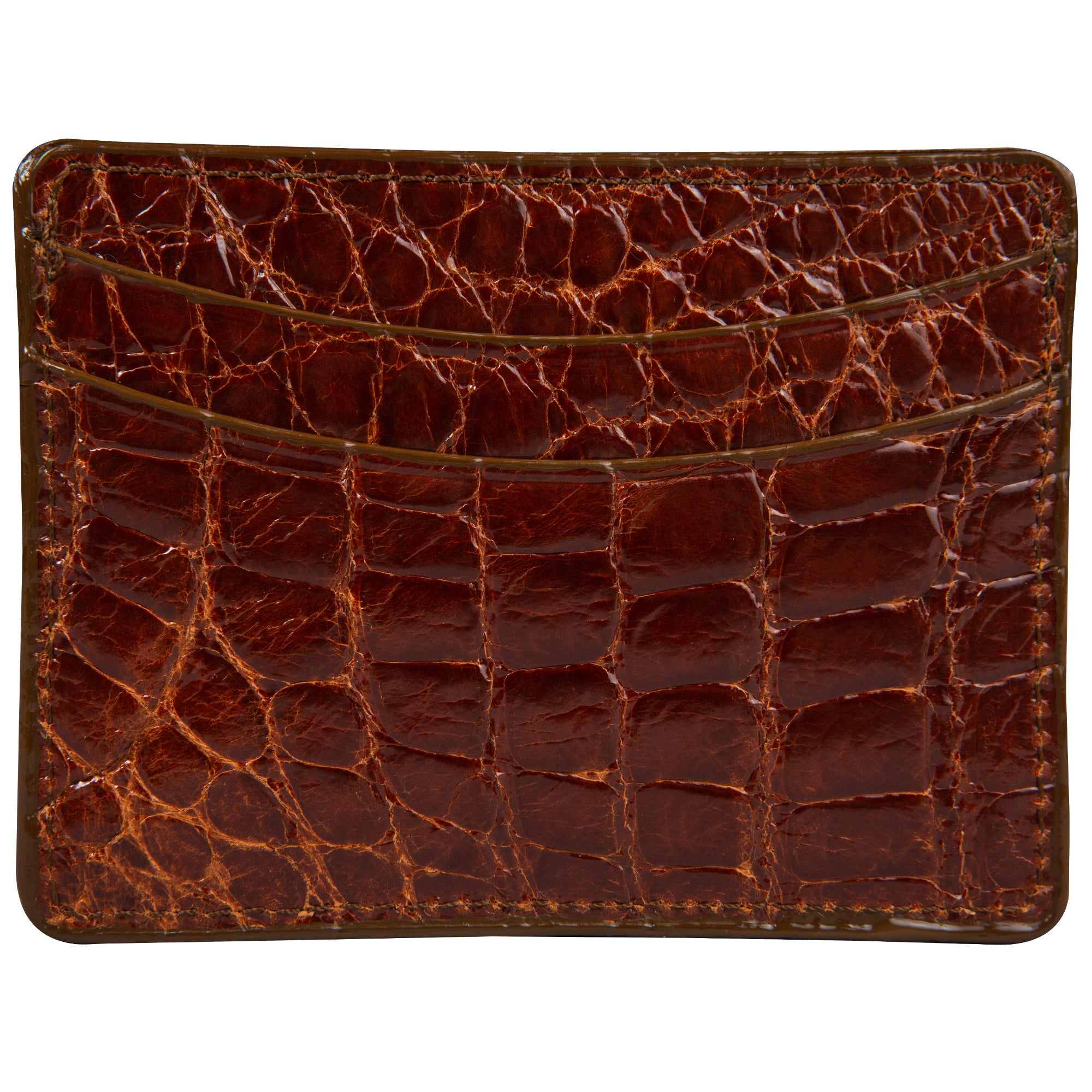 Alligator Card Wallet - OnwardReserve