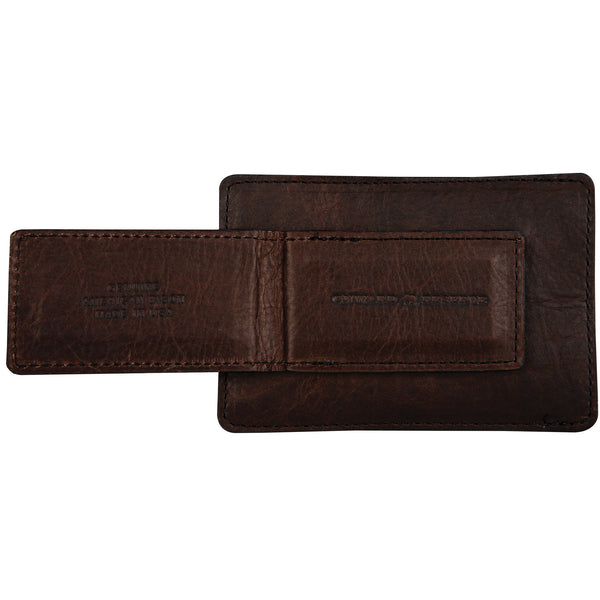 Bison Leather Sport Wallet - OnwardReserve