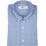 River Tailored Fit Performance Button Down