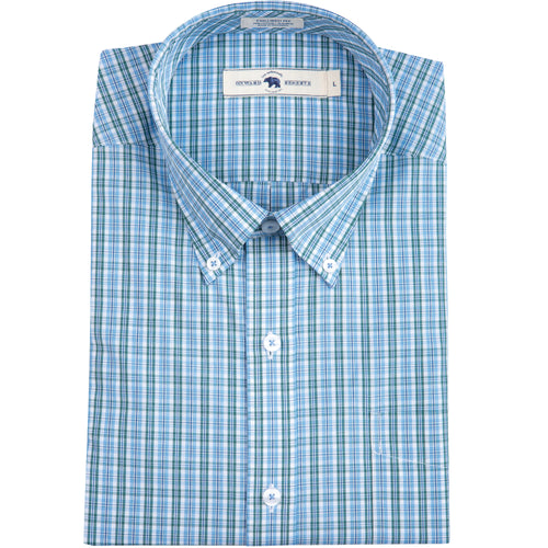 McKay Tailored Fit Button Down