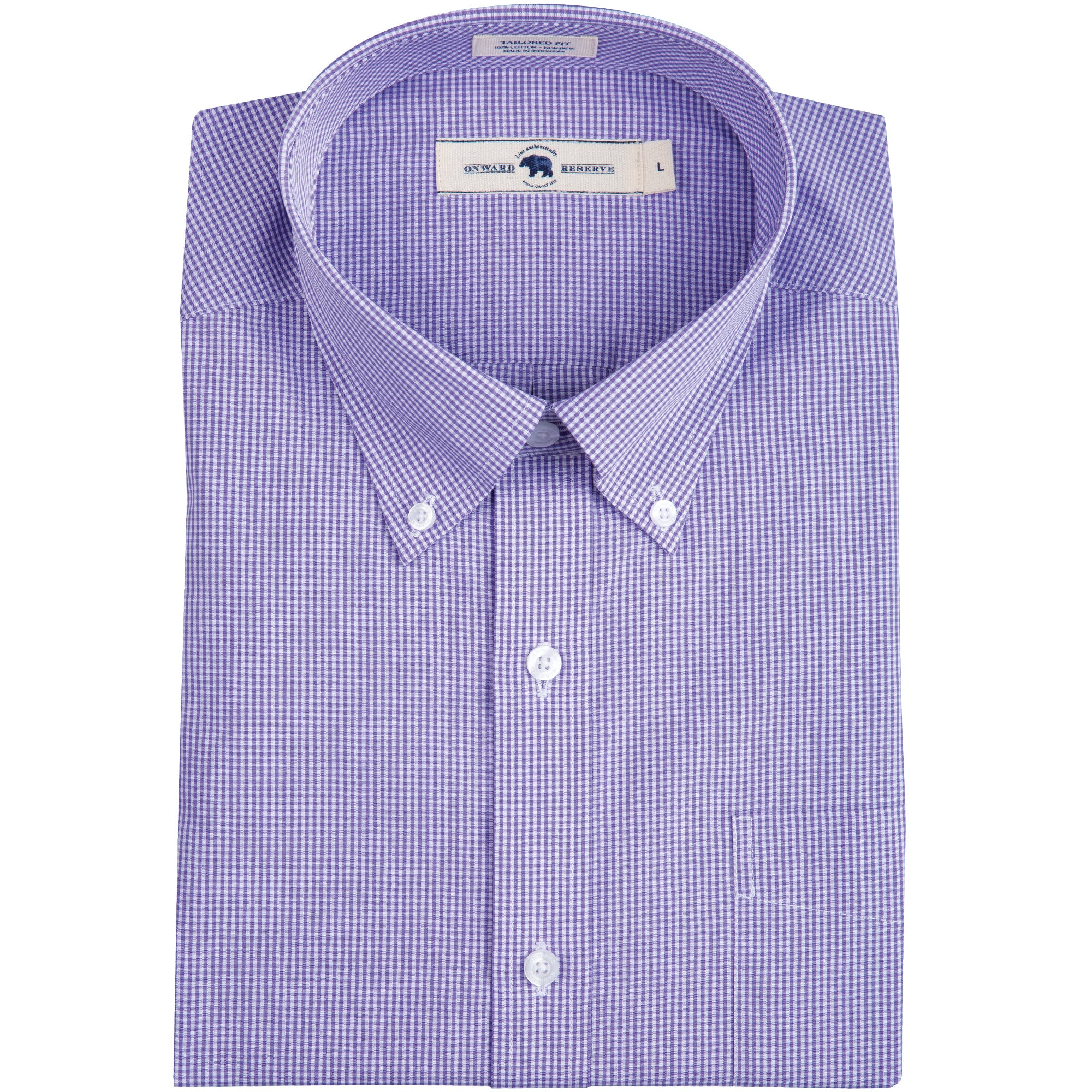 Jones Tailored Fit Button Down - OnwardReserve