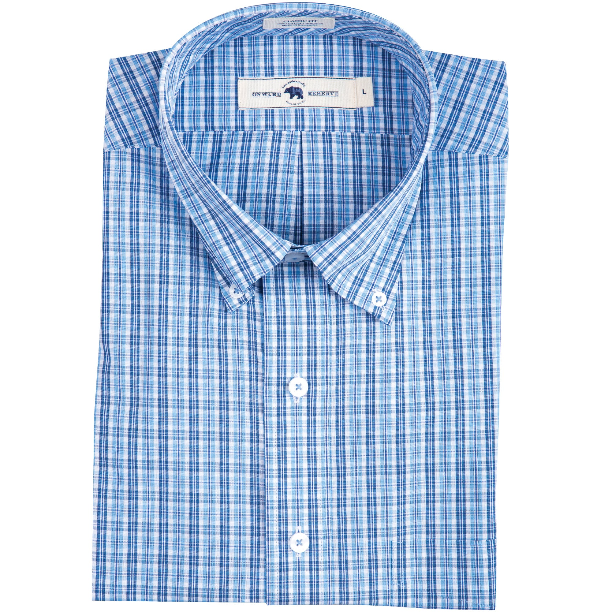 Georgian Classic Fit Button Down
