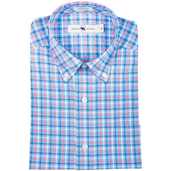 Lanier Tailored Fit Performance Button Down