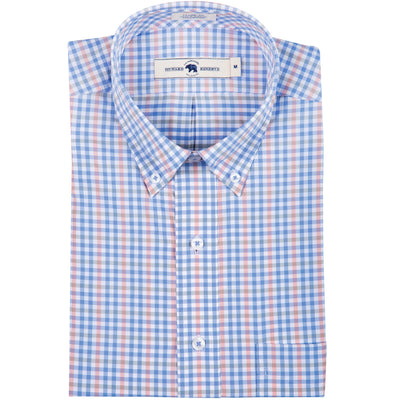 Redfern Classic Fit Performance Button Down - OnwardReserve