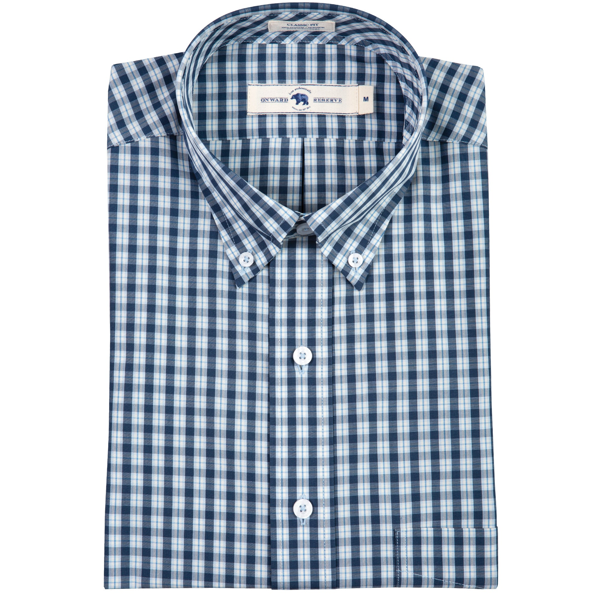 Lee Classic Fit Button Down - OnwardReserve
