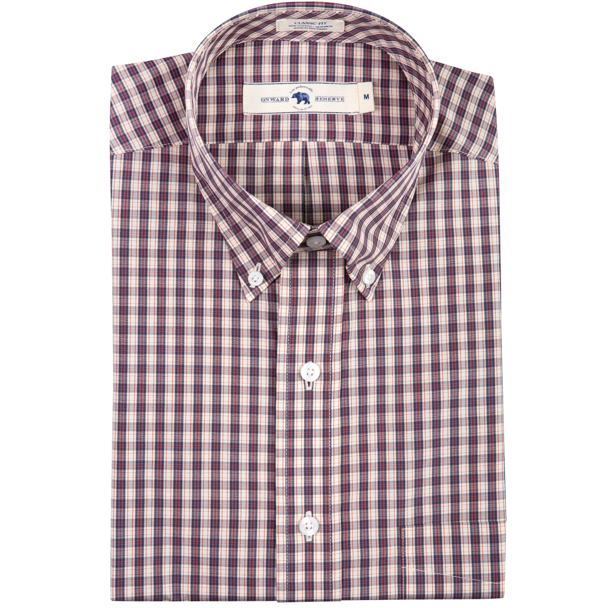 Kennedy Classic Fit Button Down - OnwardReserve