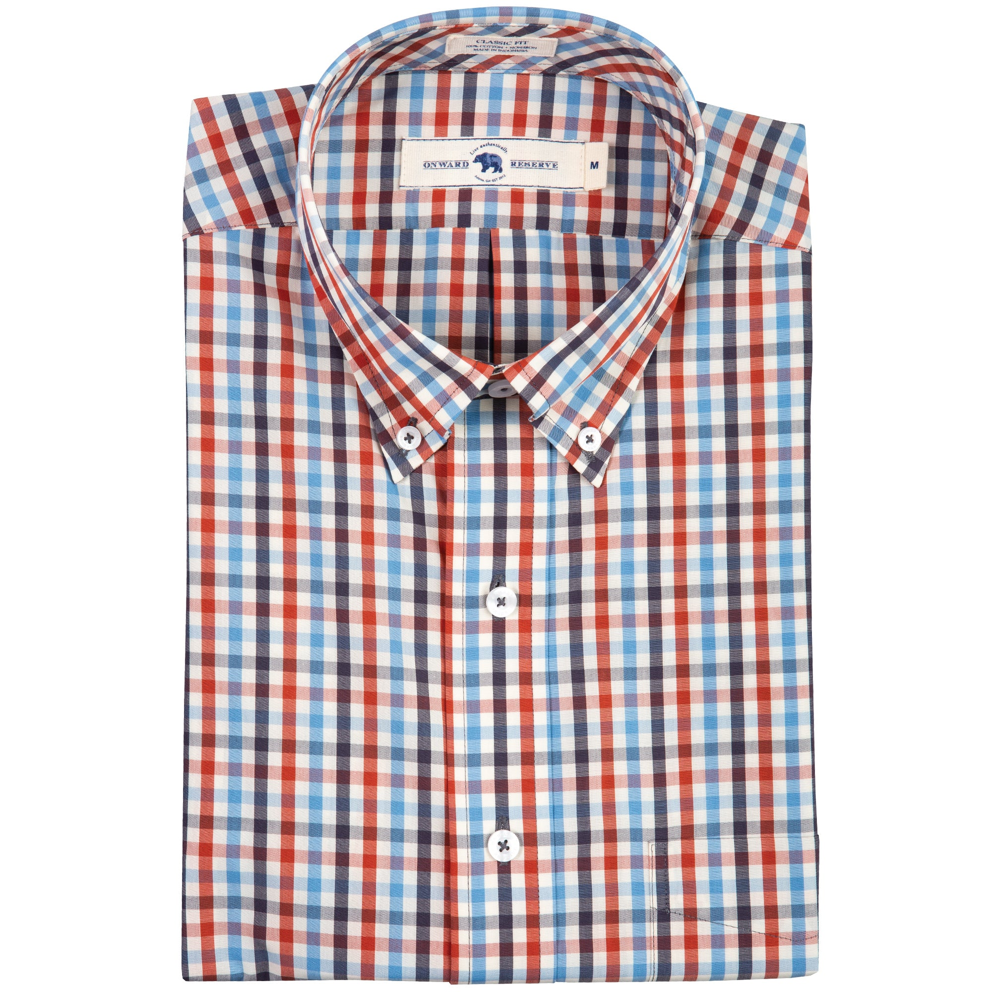 Garrett Classic Fit Button Down
