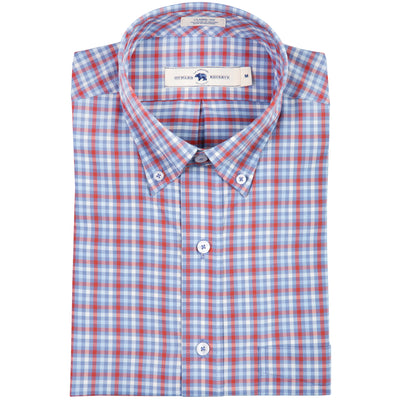 Darien Classic Fit Performance Button Down - OnwardReserve