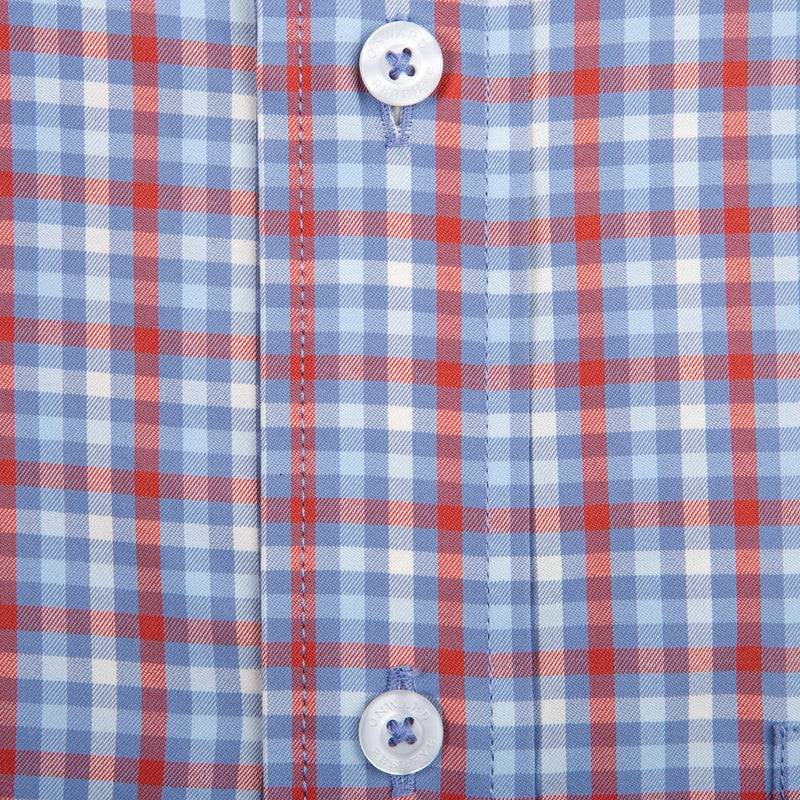 Darien Classic Fit Performance Button Down