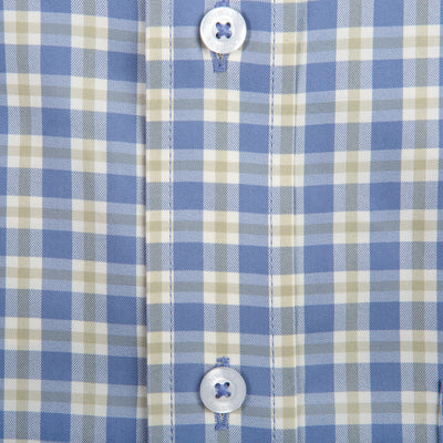 Poplar Classic Fit Performance Button Down