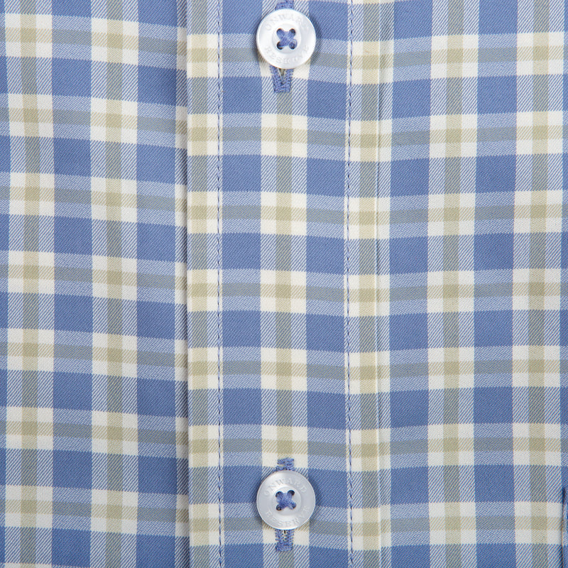 Poplar Classic Fit Performance Button Down - OnwardReserve
