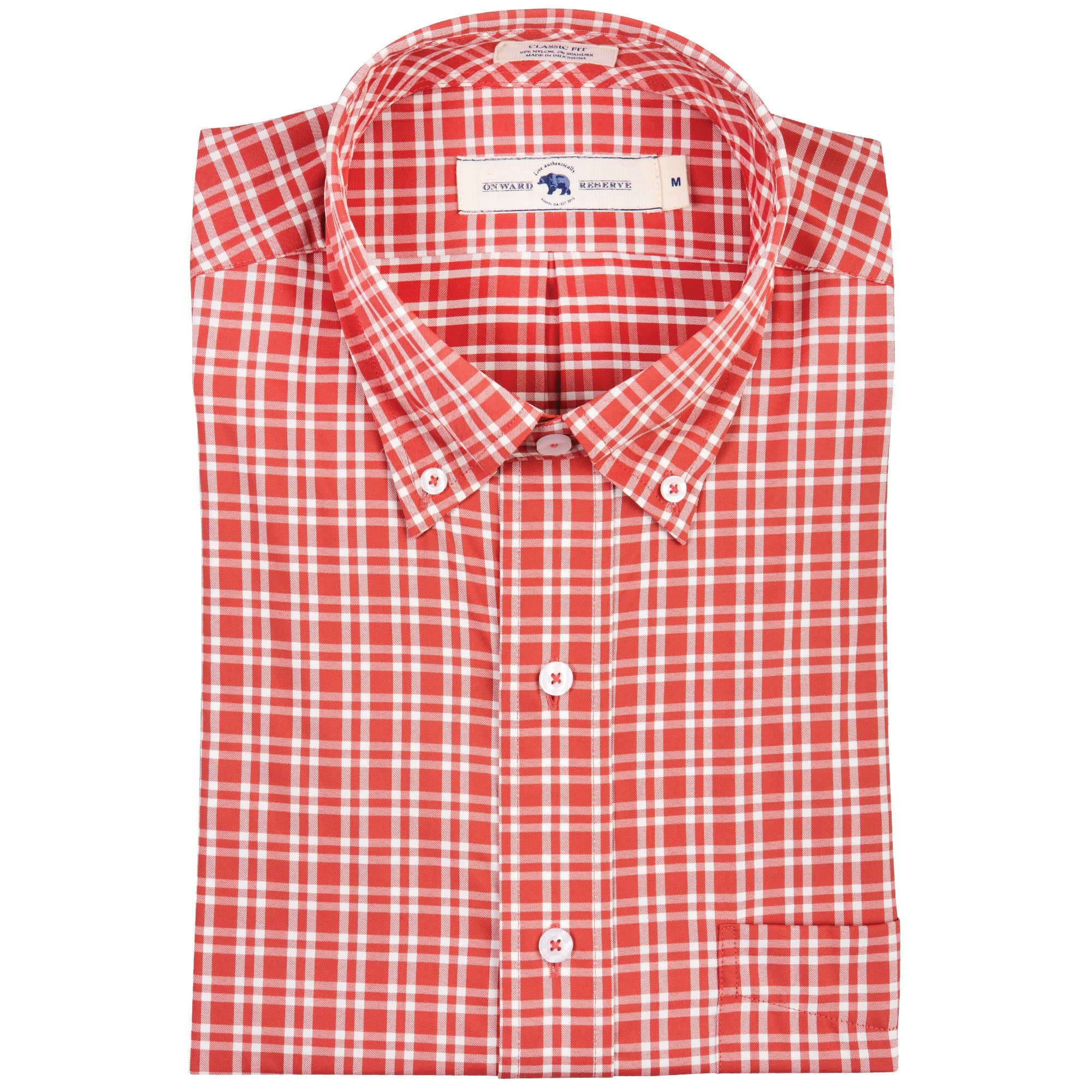 Heritage Classic Fit Performance Button Down - OnwardReserve