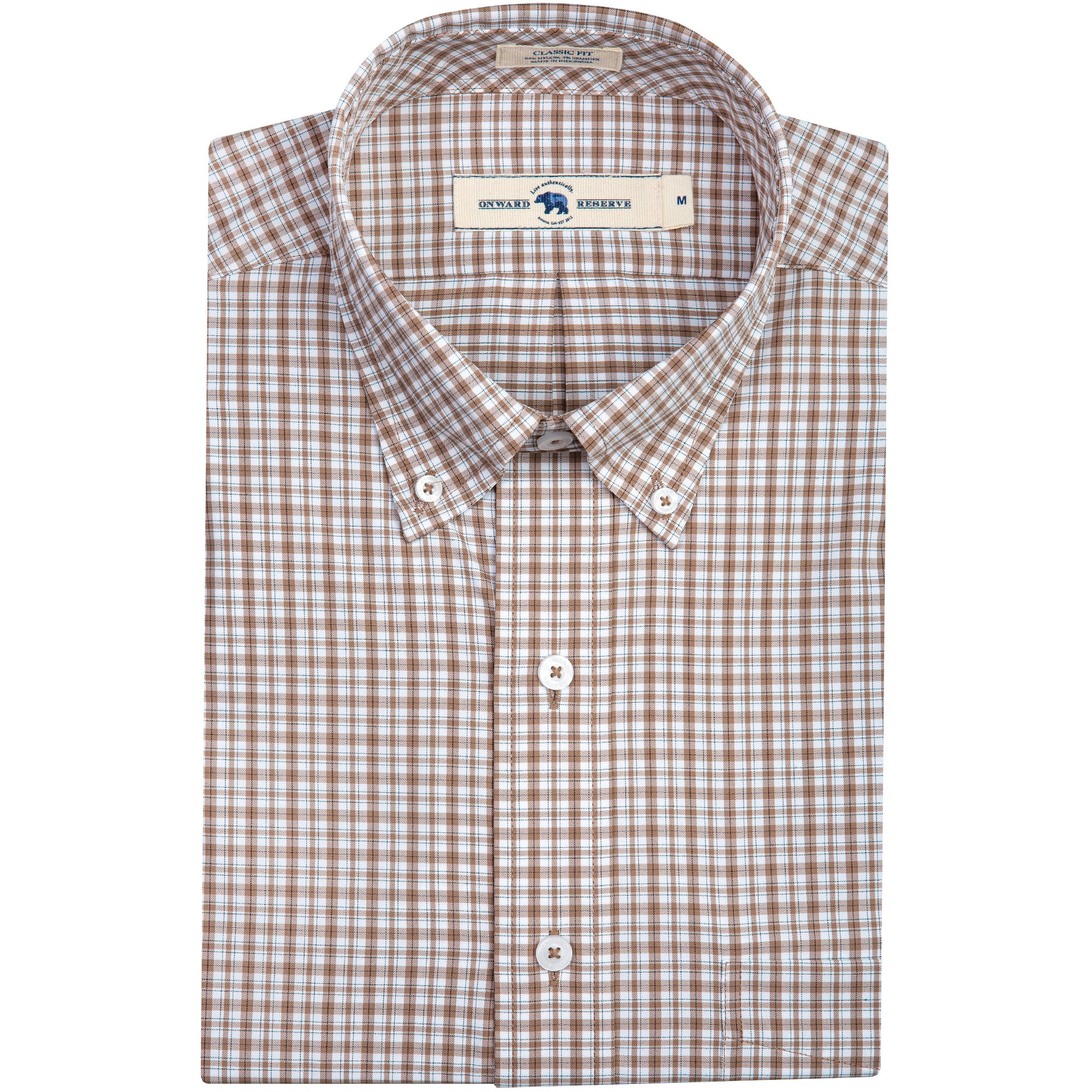 Howell Classic Fit Performance Button Down