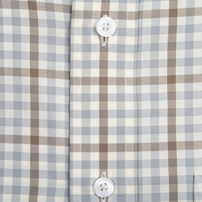 Moore Classic Fit Performance Button Down