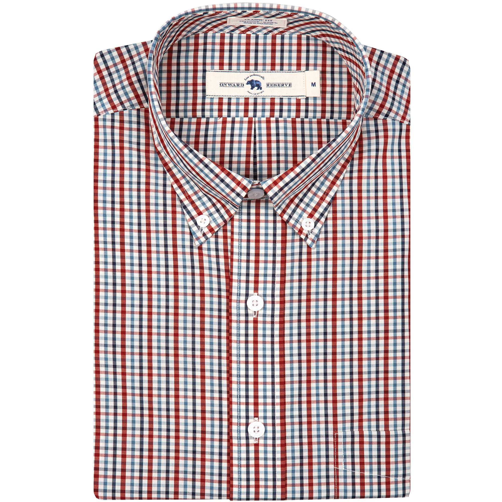 Bennett Classic Fit Button Down