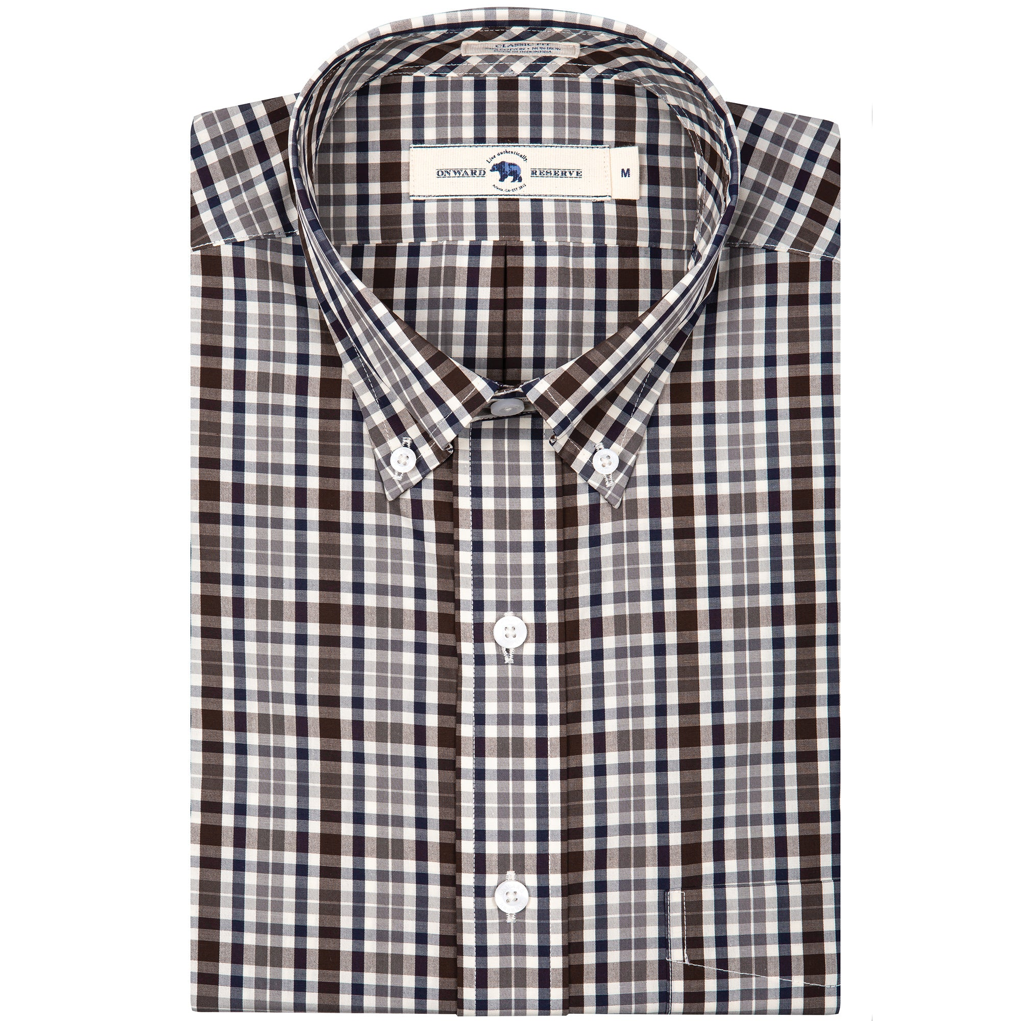 Normandy Classic Fit Button Down