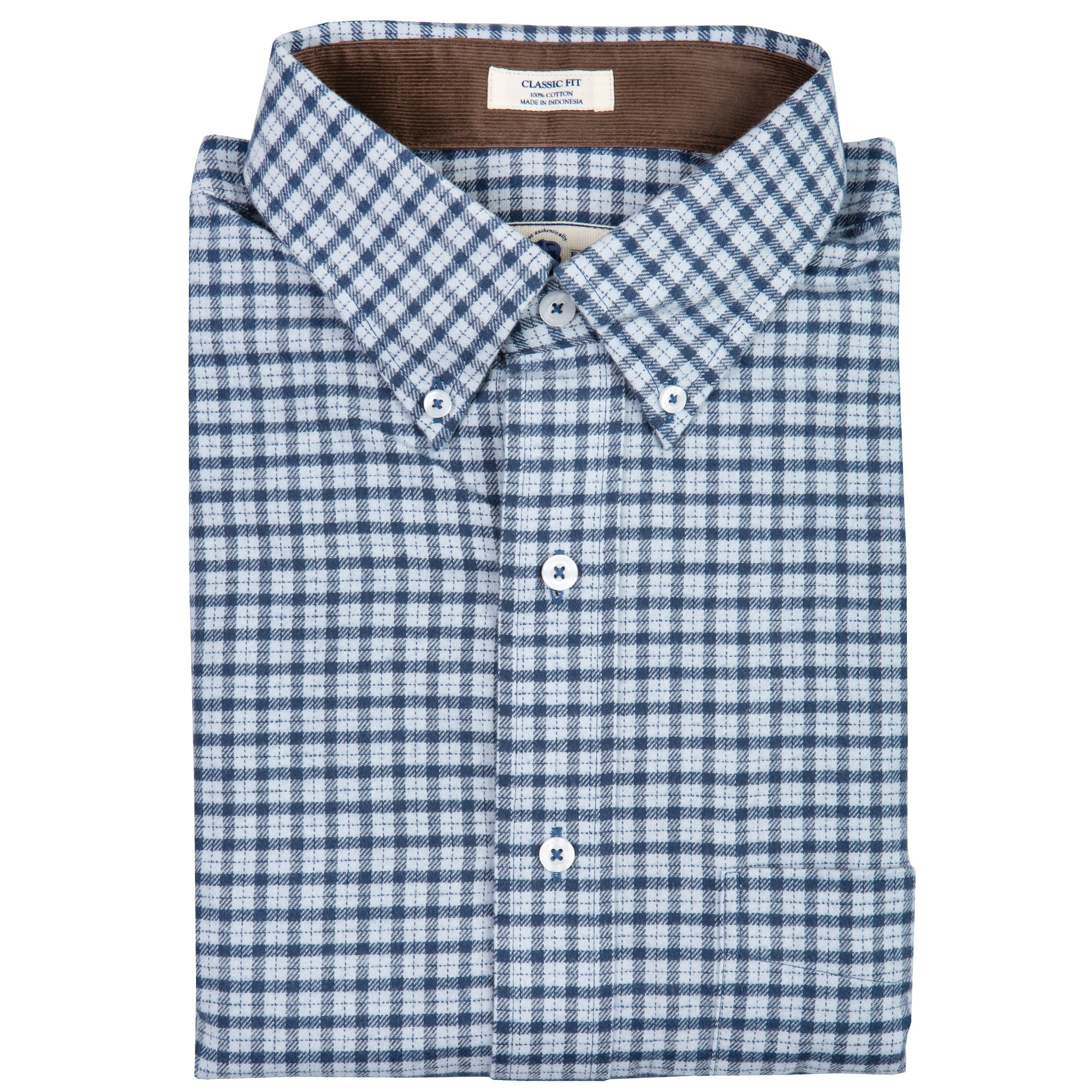 Camden Classic Fit Flannel